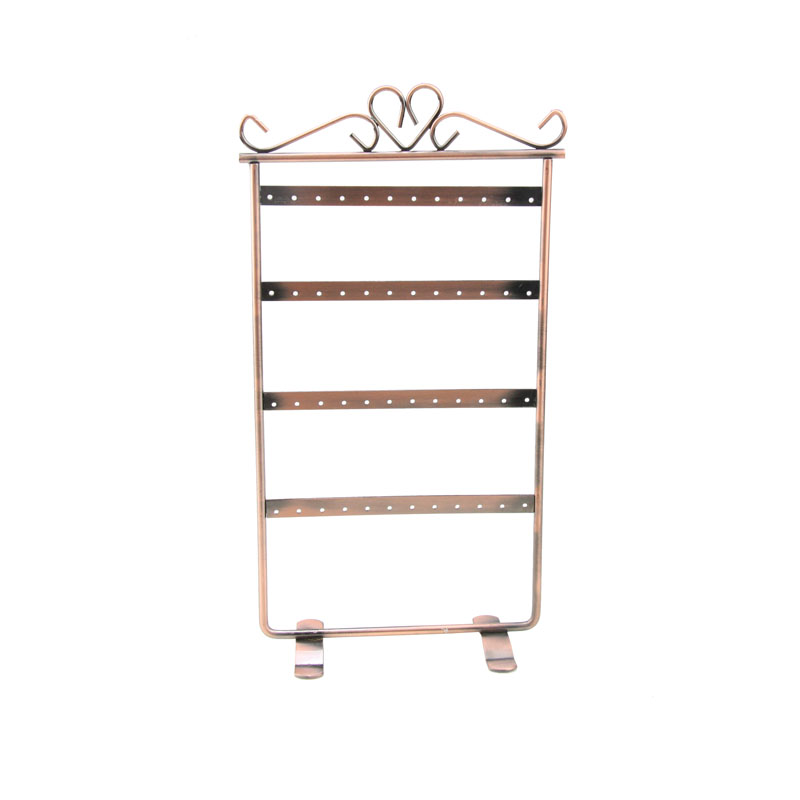 Small Exhibition Stand Sizes : Hoter earring holder jewelry display stand holes in